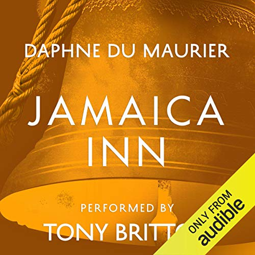 Jamaica Inn audiobook cover art