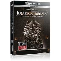 Juego De Tronos Temporada 1 Blu-Ray Uhd [Blu-ray]
