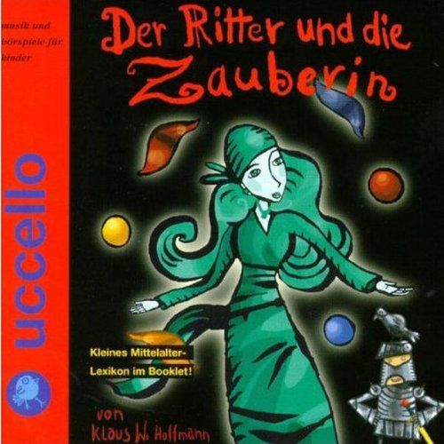 Der Ritter und die Zauberin cover art