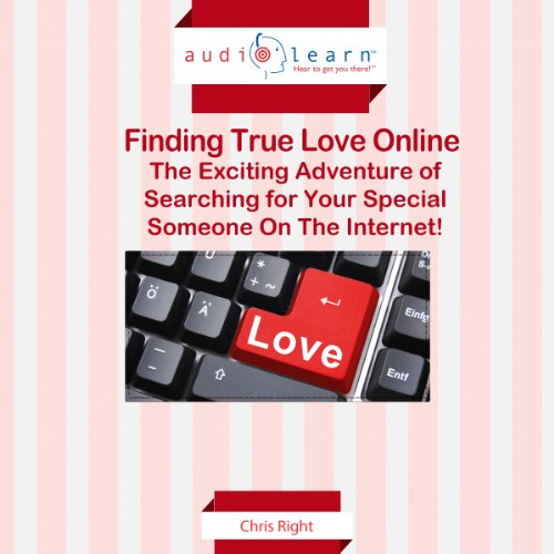 Finding True Love Online audiobook cover art