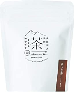 美濃加茂茶舗 ほうじ茶<ティーバッグ>3g×8 【国産】白川茶 高級茶 日本茶 ギフト プレゼント ティーバッグ