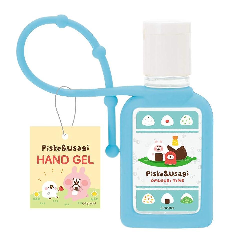 香ばしい国旗結婚式カナヘイの小動物 ハンドジェル 携帯用 無香料 30ml ABD-012-002