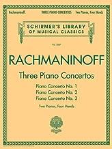 Best rachmaninoff piano concerto 3 piano sheet music Reviews