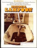National Lampoon Magazine November 1972 (Issue #32)