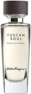SALVATORE FERRAGAMO Tuscan Soul Bianco Di Carrara Unisex Eau de Toilette, 75 ml