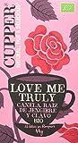 Cupper Infusión Love Me Truly Bio, 20 Bolsas 44 ml