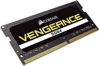 ذاكرة SODIMM من Corsair Vengeance Performance 16GB (2x8GB) DDR4 3200MHz CL22 غير مصقول للجيل الثامن أو أحدث انتل كور تي إم...