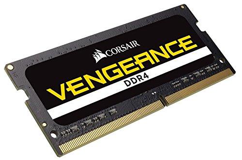 Corsair Vengeance SODIMM 32GB (2x16GB) DDR4 2933MHz CL19 Schwarz