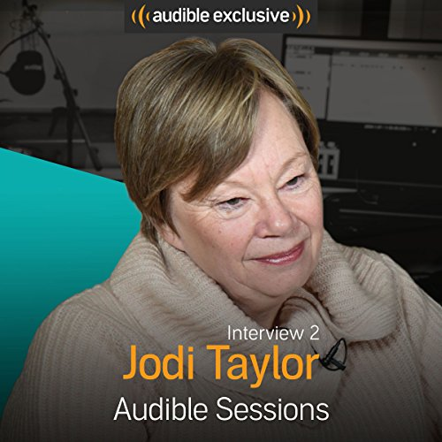 Jodi Taylor — November 2016 audiobook cover art