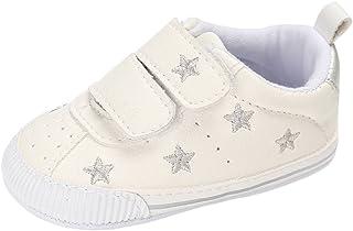 Matt Keely, sneaker primi passi in pelle poliuretanica per neonati, con suola morbida