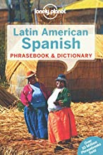 Lonely Planet Latin American Spanish Phrasebook & Dictionary (Lonely Planet Phrasebooks)