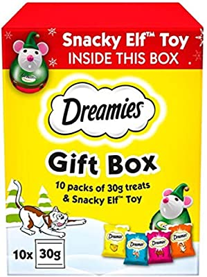 Dreamies Christmas Treats Box