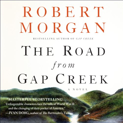 The Road from Gap Creek audiobook cover art