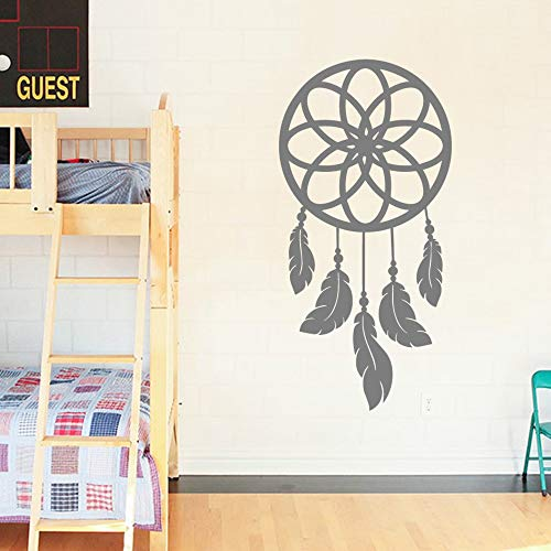 Dreamcatcher Wall Stickers Wallpaper for Kids Room Home Art Decoration Mural Wall Stickers A4 XL 57x115cm