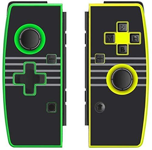 Inalámbrico Mando para Nintendo Switch,GEEKLIN mando compatible con la consola Nintendo Switch, con Función Gyro Axis/Dual Shock y Turbo Mando Inalámbrico Compatible con Nintendo Switch/Lite(L/R)
