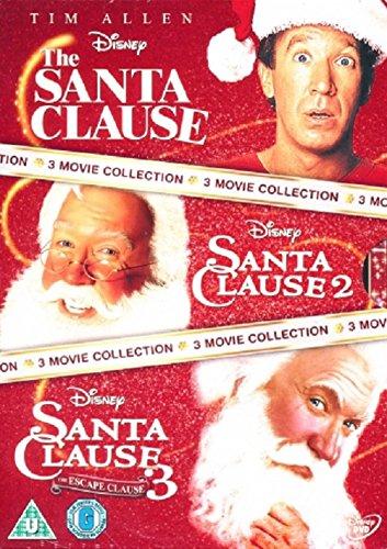 The Santa Clause Triple Pack [Reino Unido] [DVD]