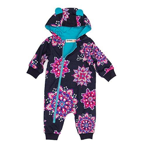 Desigual Jumpsuit bebé-niñas Azul