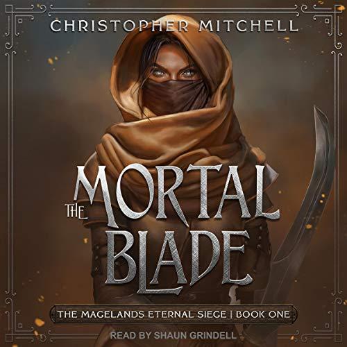 The Mortal Blade cover art