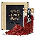 Zephyr zafferano in pistilli interi, confezione da 4 grammi