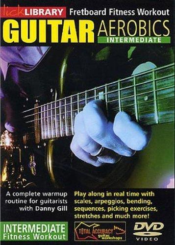 Guitar Aerobics Intermediate [DVD]
