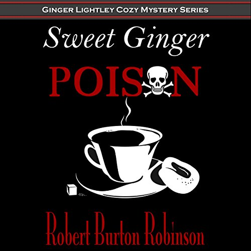 Sweet Ginger Poison audiobook cover art