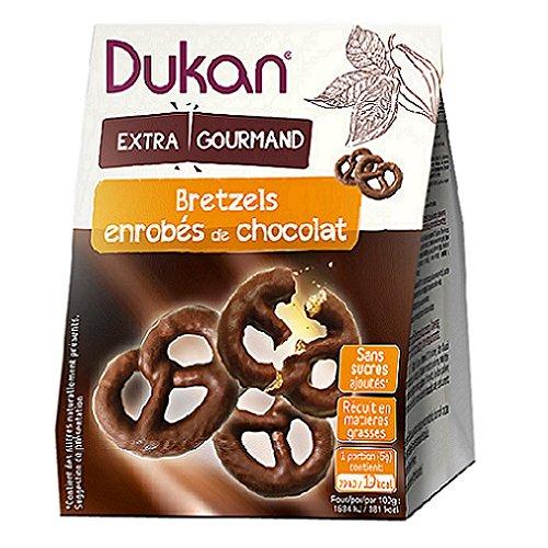 Dukan Bretzels Al Cioccolato 100g
