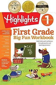 First Grade Big Fun Workbook  Highlights™ Big Fun Activity Workbooks