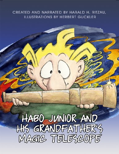 Habo Junior and His Grandfather's Magic Telescope