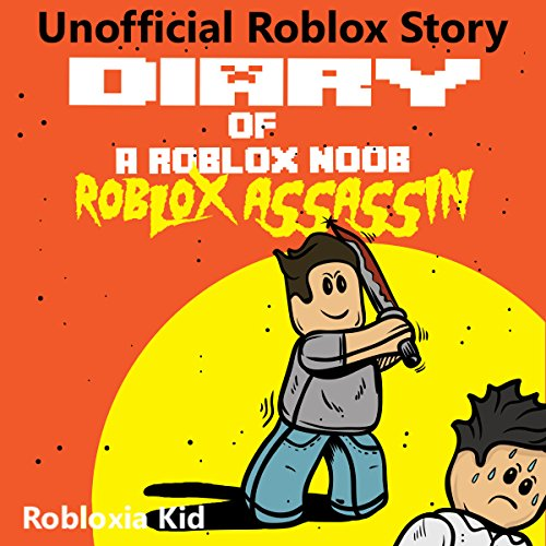 Diary of a Roblox Noob: Roblox Assassin audiobook cover art