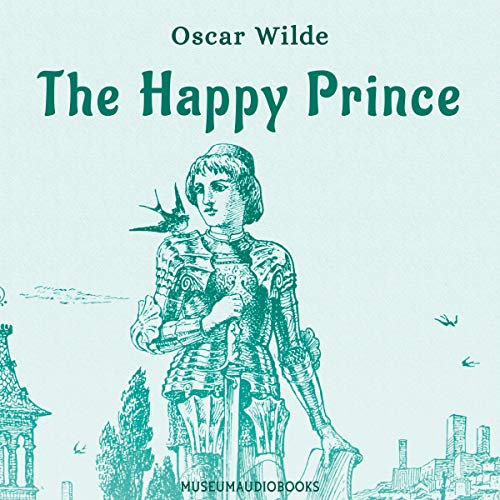 The Happy Prince cover art