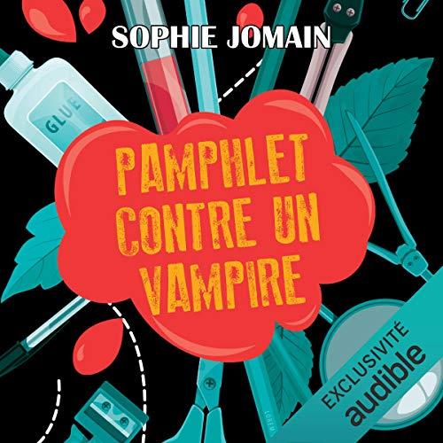 Couverture de Pamphlet contre un vampire