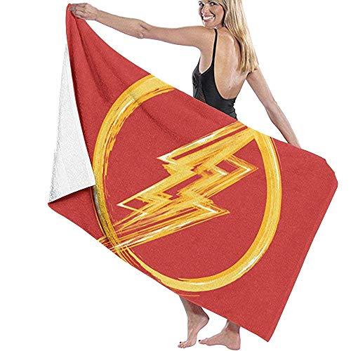 Lfff I Am Speed Soft Absorbente Ligero para baño Piscina Yoga Pilates Manta de Picnic Toallas de Microfibra 80cm * 130cm