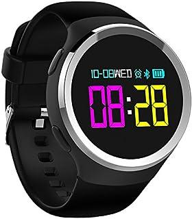 Hangang Touch Color Circular Protector De Pulsera Inteligente Con Bluetooth Ritmo Cardíaco Presión Arterial Automático Monitor De Sueño Deporte Fitness Tracker Ip67