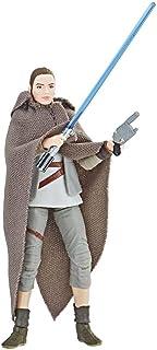 "Star Wars Vintage Collection Rey Island Journey (Jedi Training) 3 3/4"" Action Figure Exclusive"
