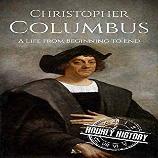 Christopher Columbus: A Life from Beginning to End cover art