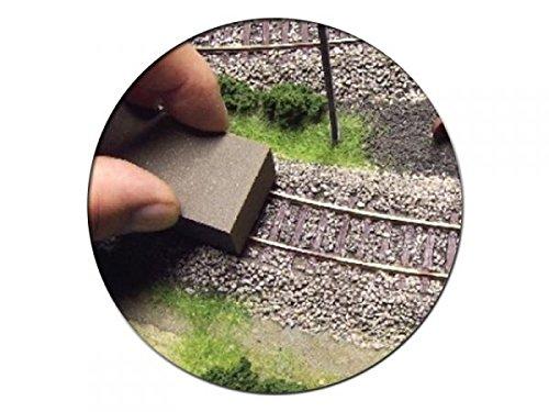 modellbahn-exklusiv Gleisreiniger, Schienenreiniger, Spur H0, 1:87