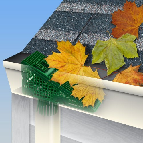 EZ Clean Downspout Screen by Trademark HomeT by Trademark Global