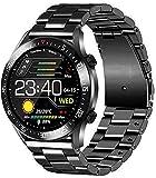BZYZ Reloj Inteligente para Hombres, Reloj con Monitor de sueño,...