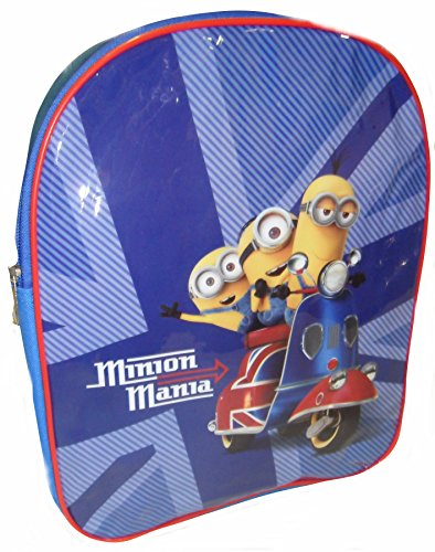 Despicable Me Minion Moped Junior-Rucksack