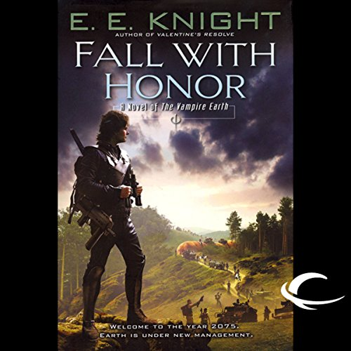 Fall with Honor cover art