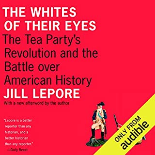 The Whites of Their Eyes audiobook cover art