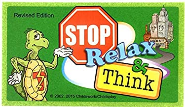 Childswork / Childsplay The Stop, Relax and Think Card Game