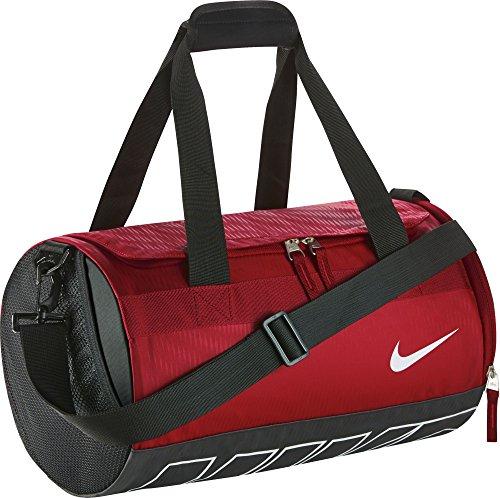 NIKE Alpha Adapt DRM Dffl Mini Bolsa de Deporte, Hombre, Rojo (Gym Red/Black/White), Talla Única