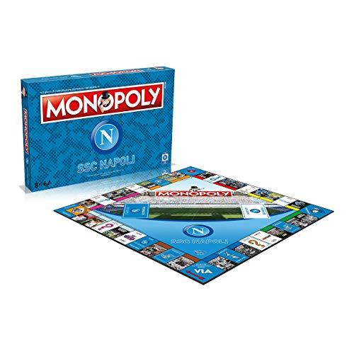 Winning Moves UK Limited- Monopoly SSC Napoli