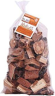 Camerons Smoking Wood Chunks (Mesquite)- Kiln Dried BBQ Large Cut Chips- All Natural Barbecue Smoker Chunks- 10 Pound Bag