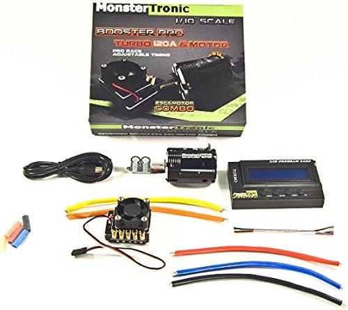 Brushless Combo Sensor Regler Motor 4,5T,MT2312