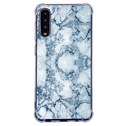 58I Samsung Galaxy-A50-Handytasche-Klare-Tasche Marmor-Motiv-Süße-Muster Bunt Hülle Blumen-Handyhülle Durchsichtig-Schutzhülle Cover Aufdruck-Muster-Ultra-dünn Cases TPU für Samsung Galaxy A50-17