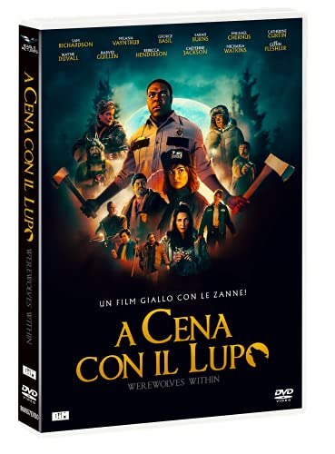 A Cena Con Il Lupo – Werewolves Within (DVD)