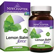 New Chapter - Lemon Balm Force - 30 gels