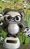 Solar Powered Dancing Panda (With Glasses) by Dollar Emporium